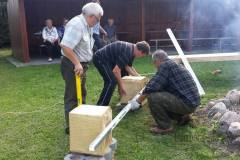 Darowane ławki