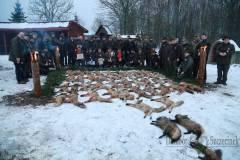 I Wielkie Łowy Ziemi Szczecineckiej na drapieżniki