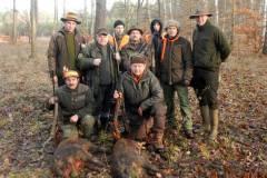 Polowanie wigilijne 2013