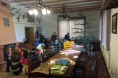 Przedszkolaki w Darzborze